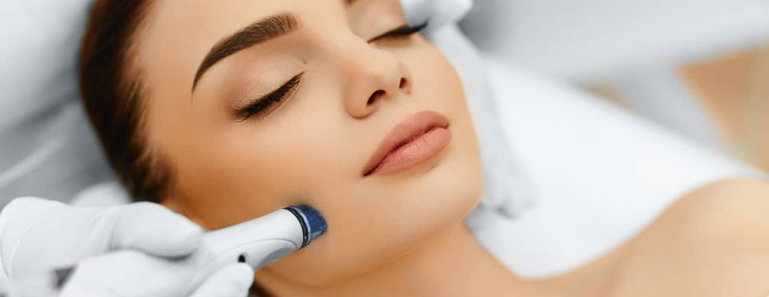 Microdermabrasion in Mansfield